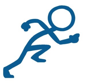runner-blu