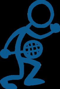 tennis-blu