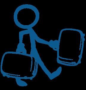 traveler-suitcases-blu